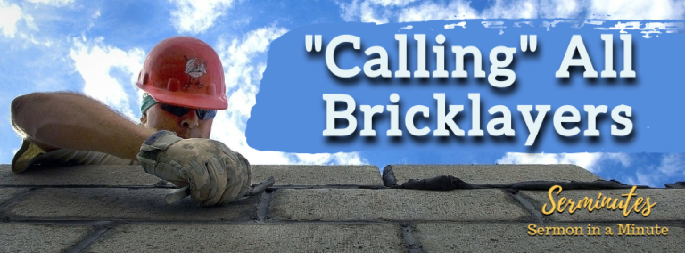 CallingBricklayers