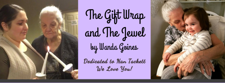 The Gift Wrap and The Jewel
