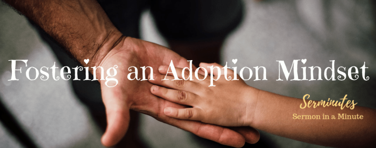 Adoption Mindset